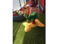 Bounce turtle