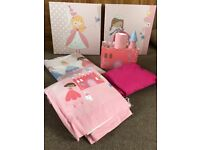Next princess bedroom bundle