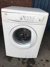 Zanussi ZWF1432W Washing Machine, White 6kgs A rated.