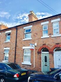 SINGLE AND DOUBLE ROOMS TO RENT IN SHARED FOUR BEDROOM HOUSE