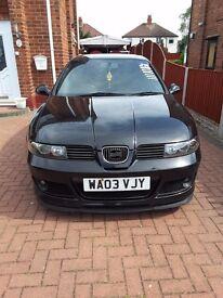 Seat Leon Cupra R 290BHP £1499