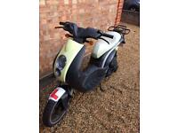 Peugeot ludix 50cc moped