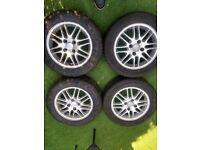 Ford Focus MK1 Ghia Alloy Wheels In West London Area
