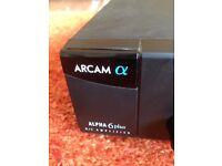 Arcam CX Alpha 6 Plus R/C Amplifier