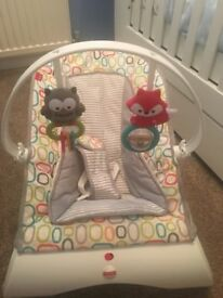 Fisher price unisex baby bouncer