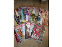 Cath Kidston magazines