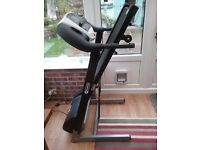 Dynamix motorised treadmill with motorised incline