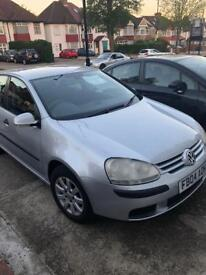 2004 VW GOLF 1.6 FSI LOW MILEAGE ONLY 78k *OPEN TO OFFERS*