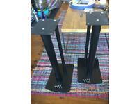 Hi-Fi Speaker Stands - Soundstyle Z2 (black finish)