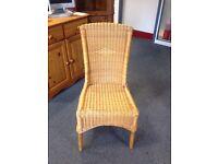 Wicker Chair- CHARITY