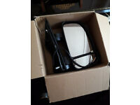 Peugeot Boxer Full Door Wing Mirror ELECTRIC HEATED Short Arm Right O/S 2006.