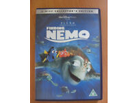 Finding Nemo 2 Disc Collectors Edition DVD