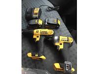 Dewalt 18v drill set brand new