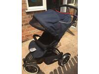 Phil and Teds Navigator 2 double buggy Stroller with extras inc