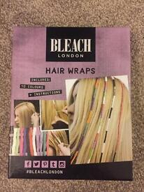 Hair wrap set