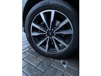 Ford Kuga st line alloy wheels