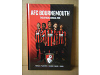 """""""AFC BOURNEMOUTH"""". The Official Annual 2018. Unused in excellent condition."""