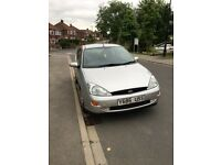 Ford Focus 1.6 zetec 3 door 10 months mot great runner nearly new tyres CD player electric Windows