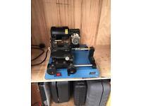 RST mk2 key cutting machine