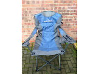 Fold-able camping chair