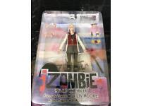 Zombie action figure