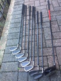 Golf clubs Left-handed Prestwick Golf plus driver