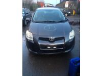 TOYOTA AURIS 2007 BREAKING FOR SPARES TEL 07814971951 2.0 DIESEL HAVE FEW IN STOCK