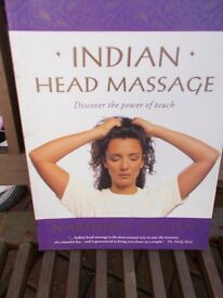 Indian Head Massage, Reflexology & Aromatherapy