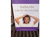 Indian Head Massage, Reflexology & Aromatherapy