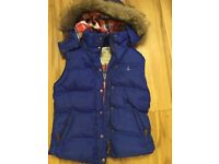 Jack Wills Ladies Gillet Size 10