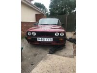 BMW e30 316i p/x swap converted to m52b28 manual 328i unfinished project spares repairs mtec2
