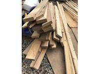 Job Lot mixed size wood plants.