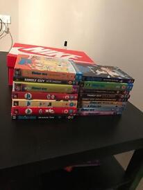 Family Guy DVDs box sets