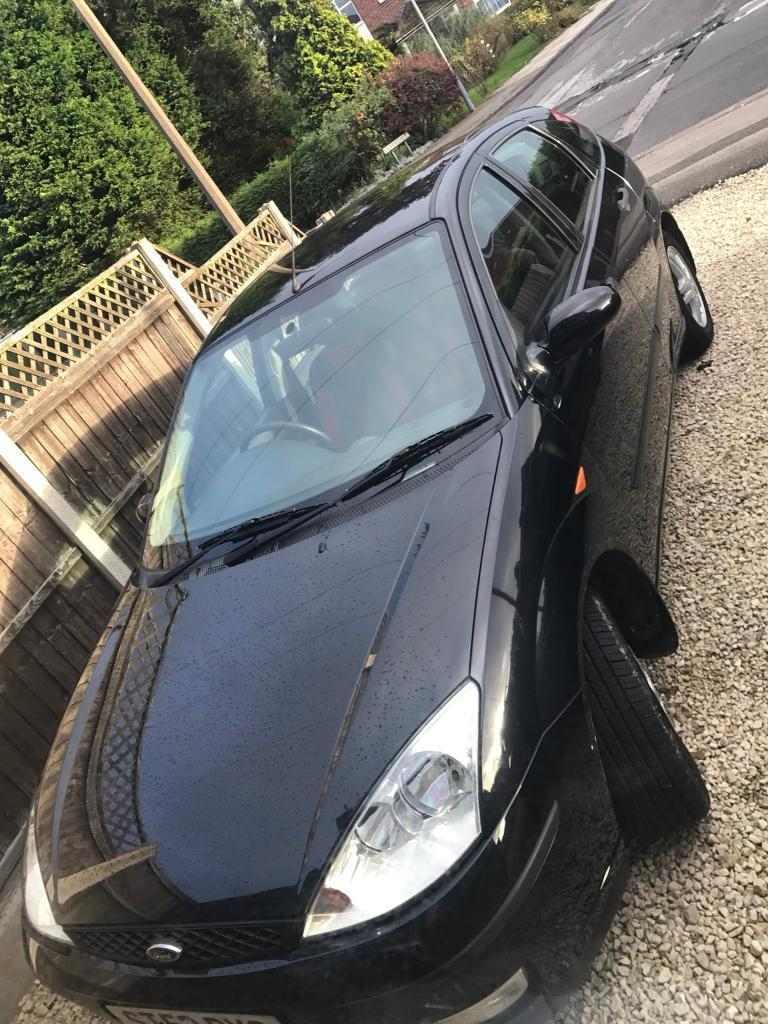 FORD FOCUS AUTOMATIC 1.6 84k 2002