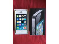 iPhone 4 02 / Giffgaff / Tesco Brand New Condition