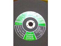 18 x12inch stone/metal cutting discs