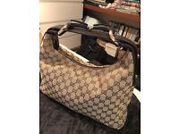 Gucci designer handbag,