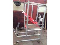 scaffold platform £120