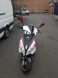 lexmotor FRM 125 WY 125 T-74 CHEAPEST ON GUMTREE