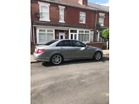 PRICED LOW Based on Mercedes-Benz C Class 2.1 C250 CDI BlueEFFICIENCY Sport Edition 5dr