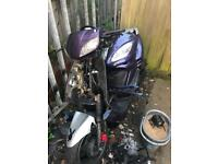 Symjet Euro x 50cc spares or repair