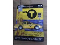 Collectable taxi car - new