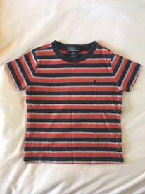 Boys Ralph Lauren t-shirt age 2
