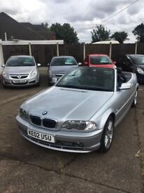 BMW 330CI CONVERTABLE 2002-02