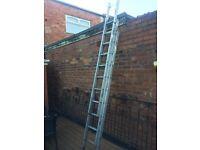 Quality Triple Strong Aluminium Ladders