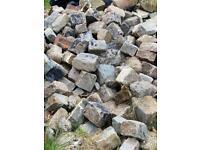 Cobble stones bishopbriggs £1 each