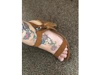 Ladies heels size 3