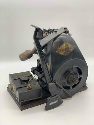 Antique 1928 Briggs Stratton Model Y Hit Miss Engine Kick Start