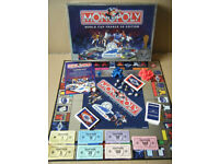 Monopoly (WORLD CUP FRANCE 98 EDITION). By Waddingtons / Hasbro. Complete.lete