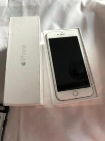 iPhone 6 Plus 128gb unlocked immaculate condition
